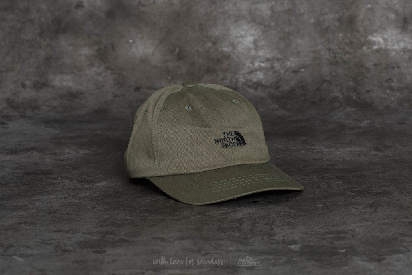 735564ca2f7 The North Face The Norm Hat New Taupe Green  Tnf Black