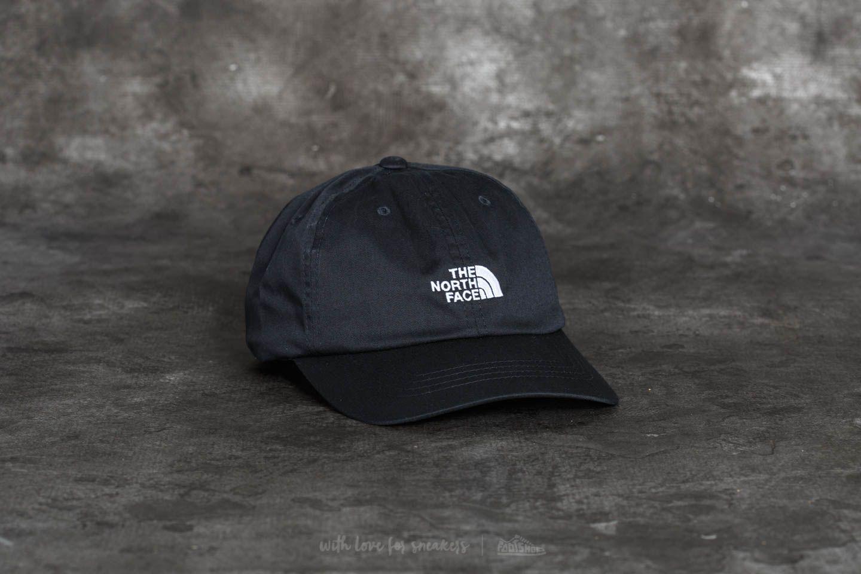 d111b30e14f The North Face The Norm Hat Tnf Black  Tnf White