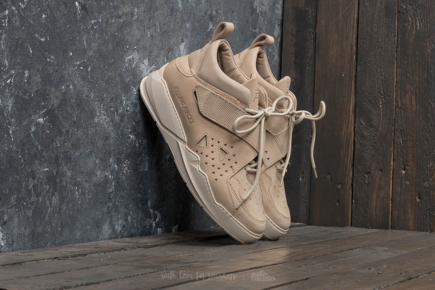 Filling Pieces Alley Oop High Icey Jazzy Off White