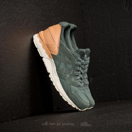 separation shoes 27eec 2bc62 Asics Gel-Lyte V Dark Forest/ Dark Forest | Footshop