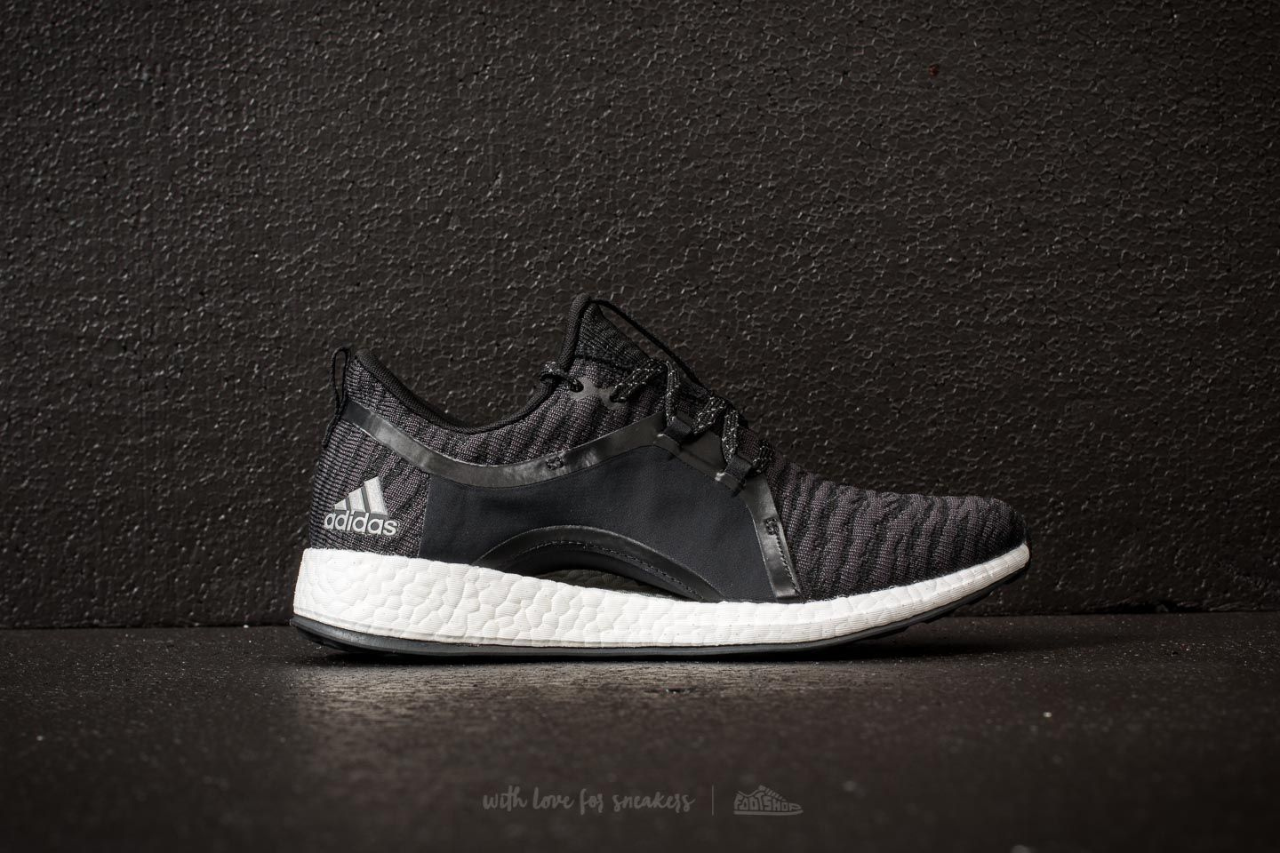 aa982d772 adidas Pureboost X Black  Carbon  Silver Metallic at a great price 110 € buy