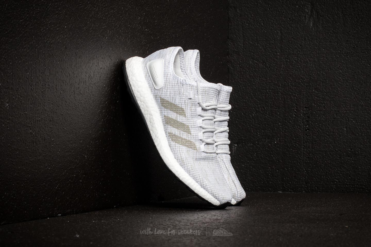 adidas Pureboost Ftw White/ Grey One/ Crystal White
