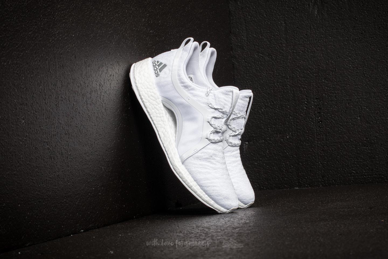 8a43d73ba96b7 adidas PureBOOST X White  White   White
