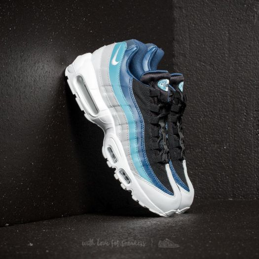 Men's Blue Air Max 95 Reverse Stash