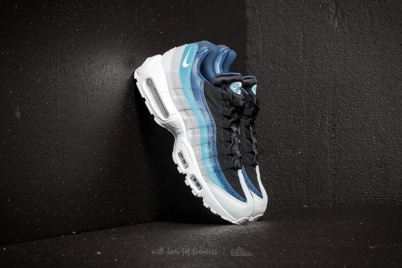 """the best attitude 97b01 1c1fe Nike Air Max 95 Essential """"Reverse Stash"""" Pure Platinum  Black-Navy"""