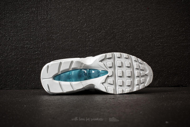 """27dd75b0067 Nike Air Max 95 Essential """"Reverse Stash"""" Pure Platinum/ Black-Navy ..."""