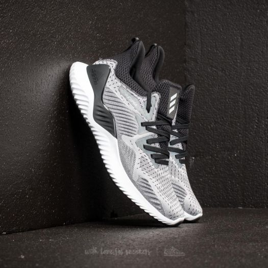adidas Alphabounce Beyond M Grey Ftw White Core Black | Footshop