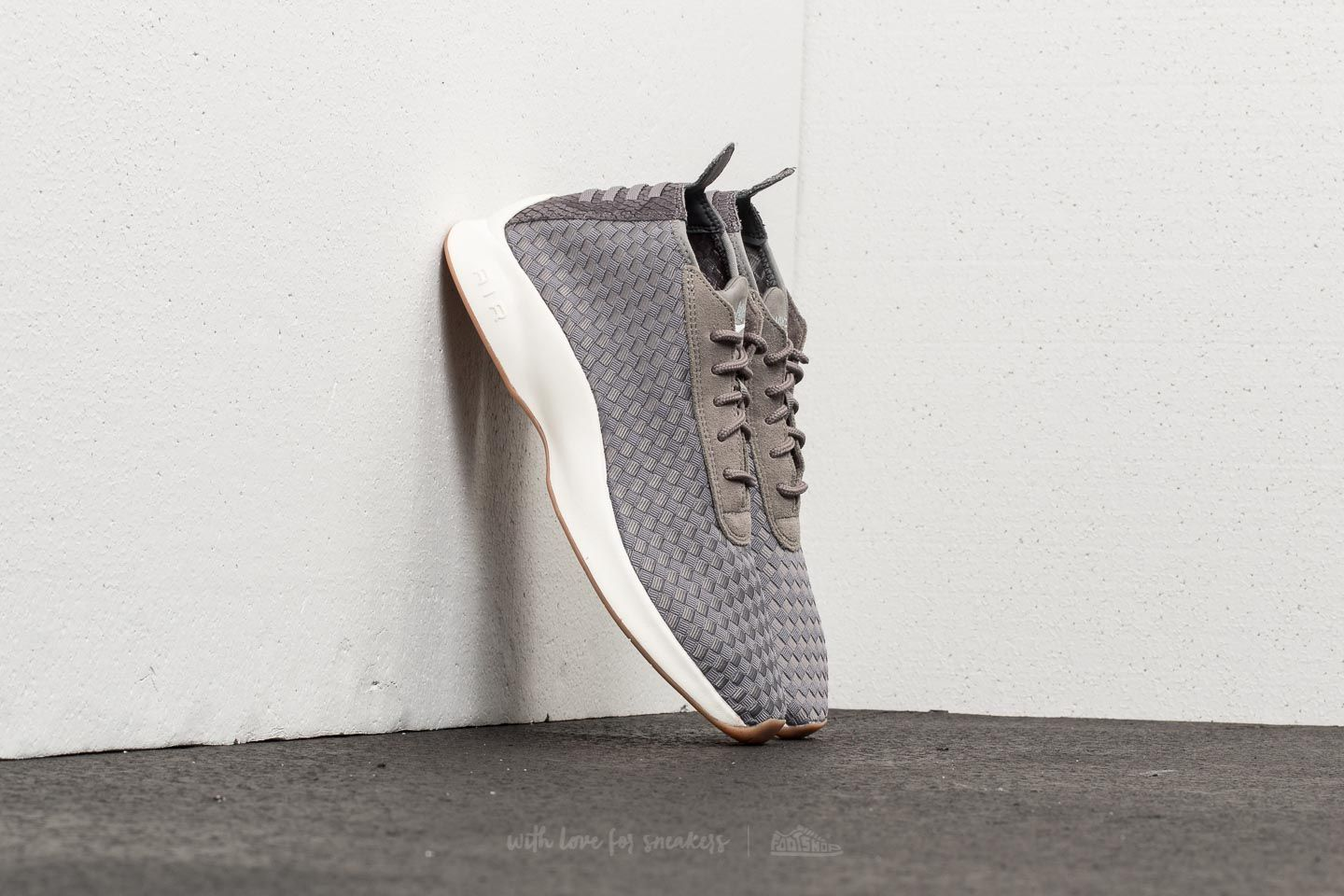 b8739611db3 Nike Air Woven Boot Flat Pewter  Light Pumice at a great price £105 buy