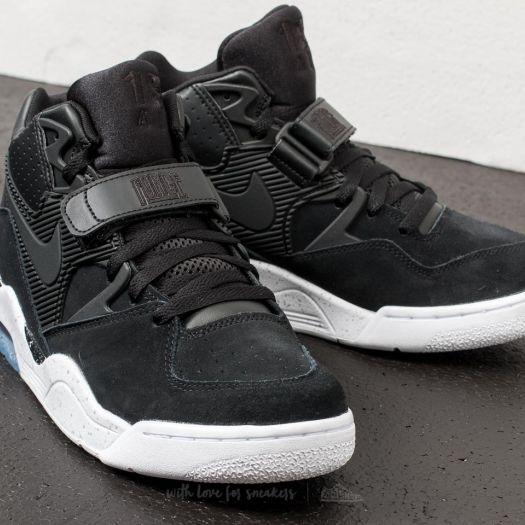 Men's shoes Nike Air Force 180 Black