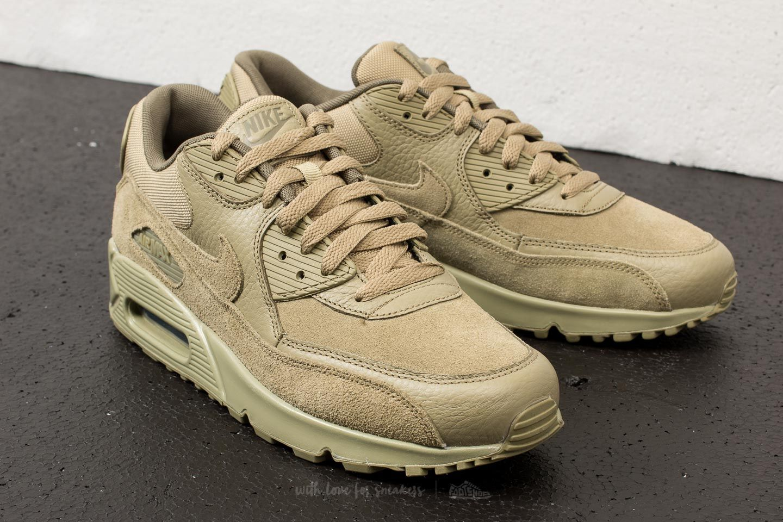Nike Air Max 90 Premium Neutral Olive Neutral Olive | Footshop
