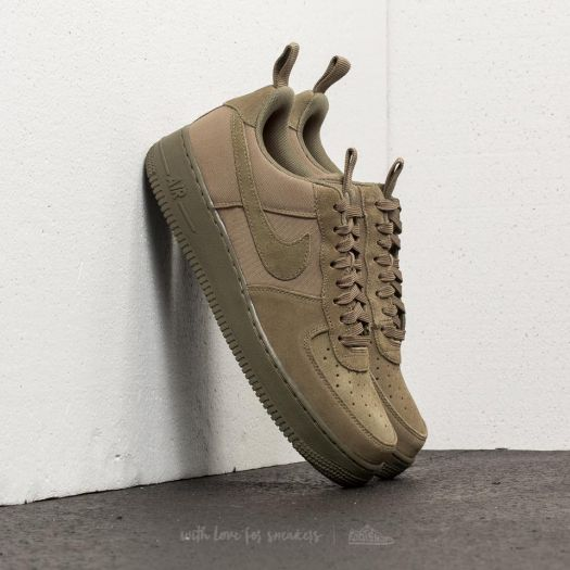 Nike Air Force 1 ´07 Canvas Medium Olive Medium Olive | Footshop