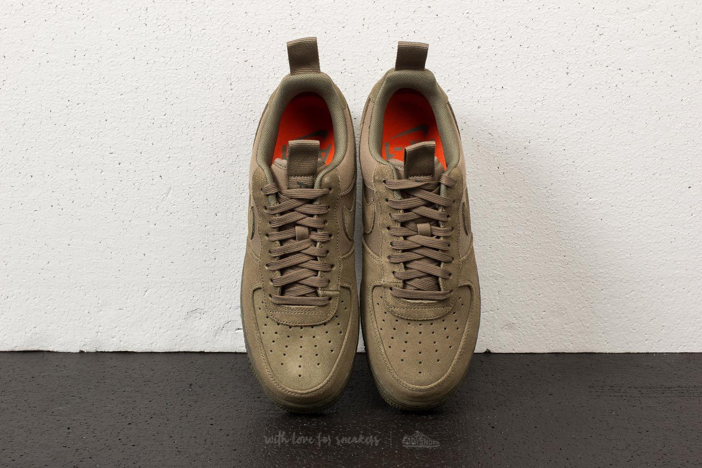 Nike Air Force 1 ´07 Canvas Medium Olive Medium Olive