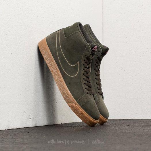 united states the best high quality Nike SB Zoom Blazer Mid Sequoia/ Sequoia-Medium Olive ...