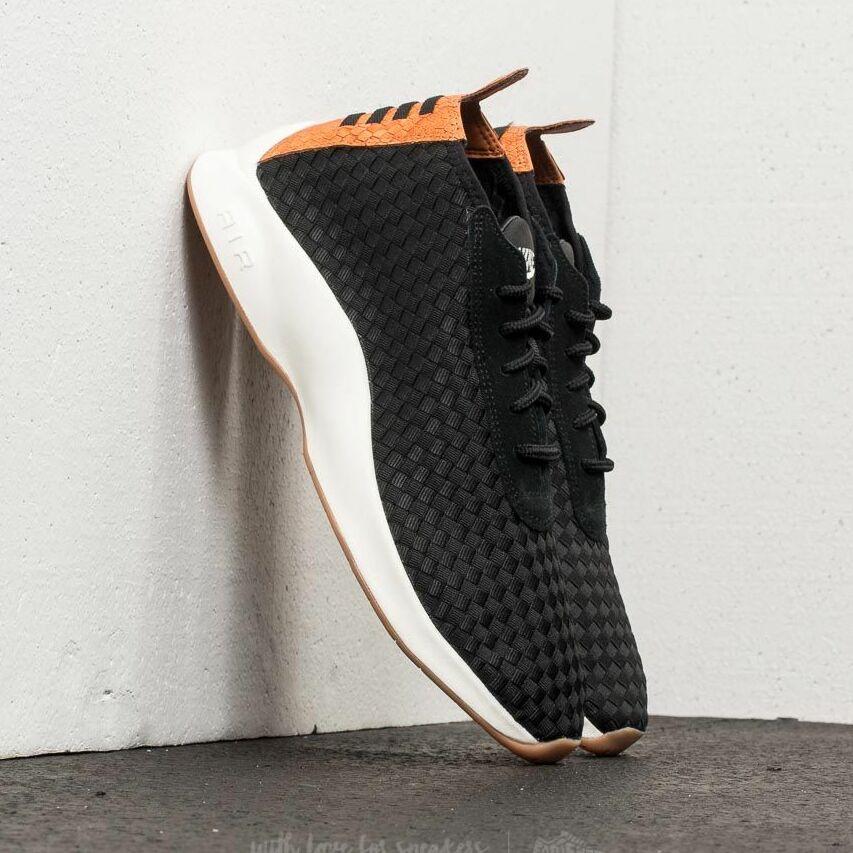 Nike Air Woven Boot Black/ Black-Dark Russet-Black EUR 46