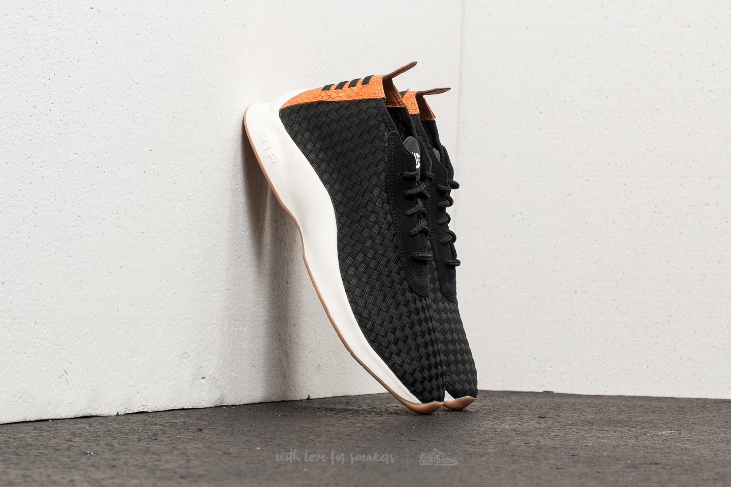 innovative design 7d295 83a82 Nike Air Woven Boot Black  Black-Dark Russet-Black at a great price