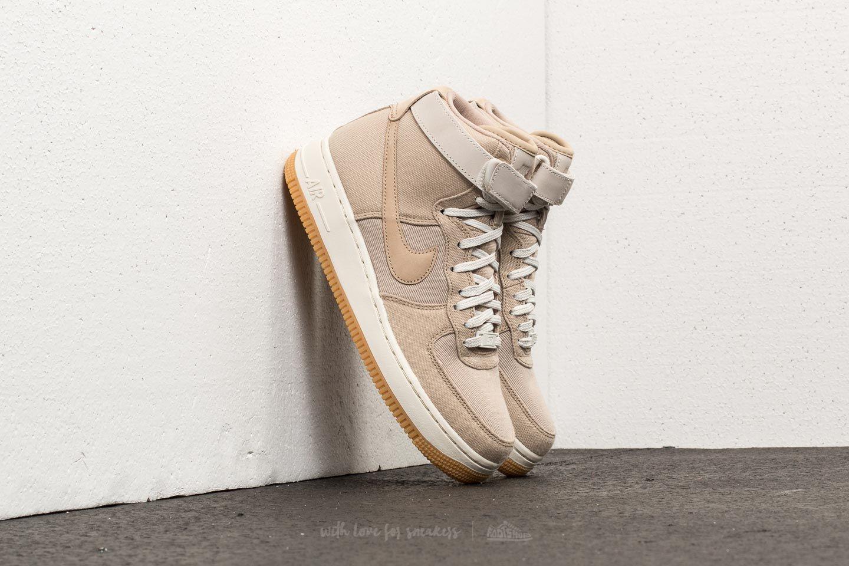 Nike Wmns Air Force 1 Hi Utility Khaki/ Khaki/ Light Bone