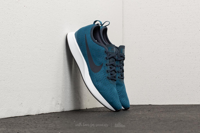 promo code 063ad cec0c Nike Dualtone Racer Premium Blue Force/ Obsidian-White   Footshop