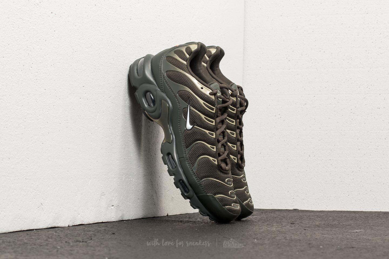 Nike Air Max Plus Sequoia/ White-Netural Olive