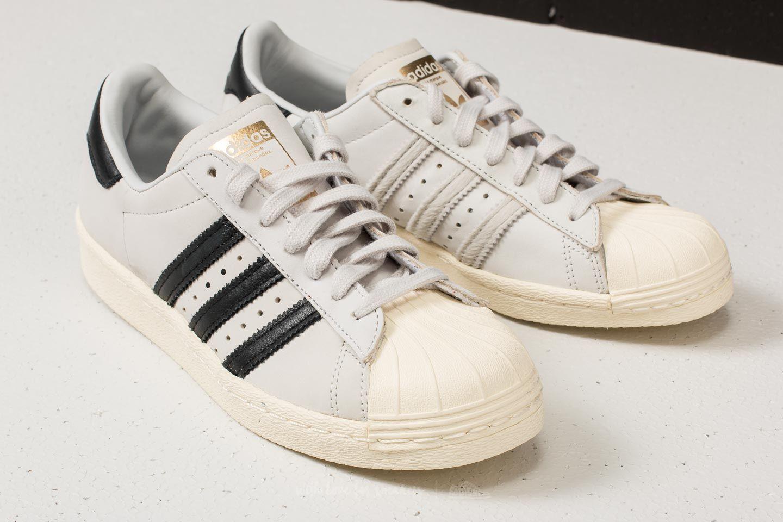White Superstar W Footshop 80s Ftw Black Core Adidas Cream Spq1w