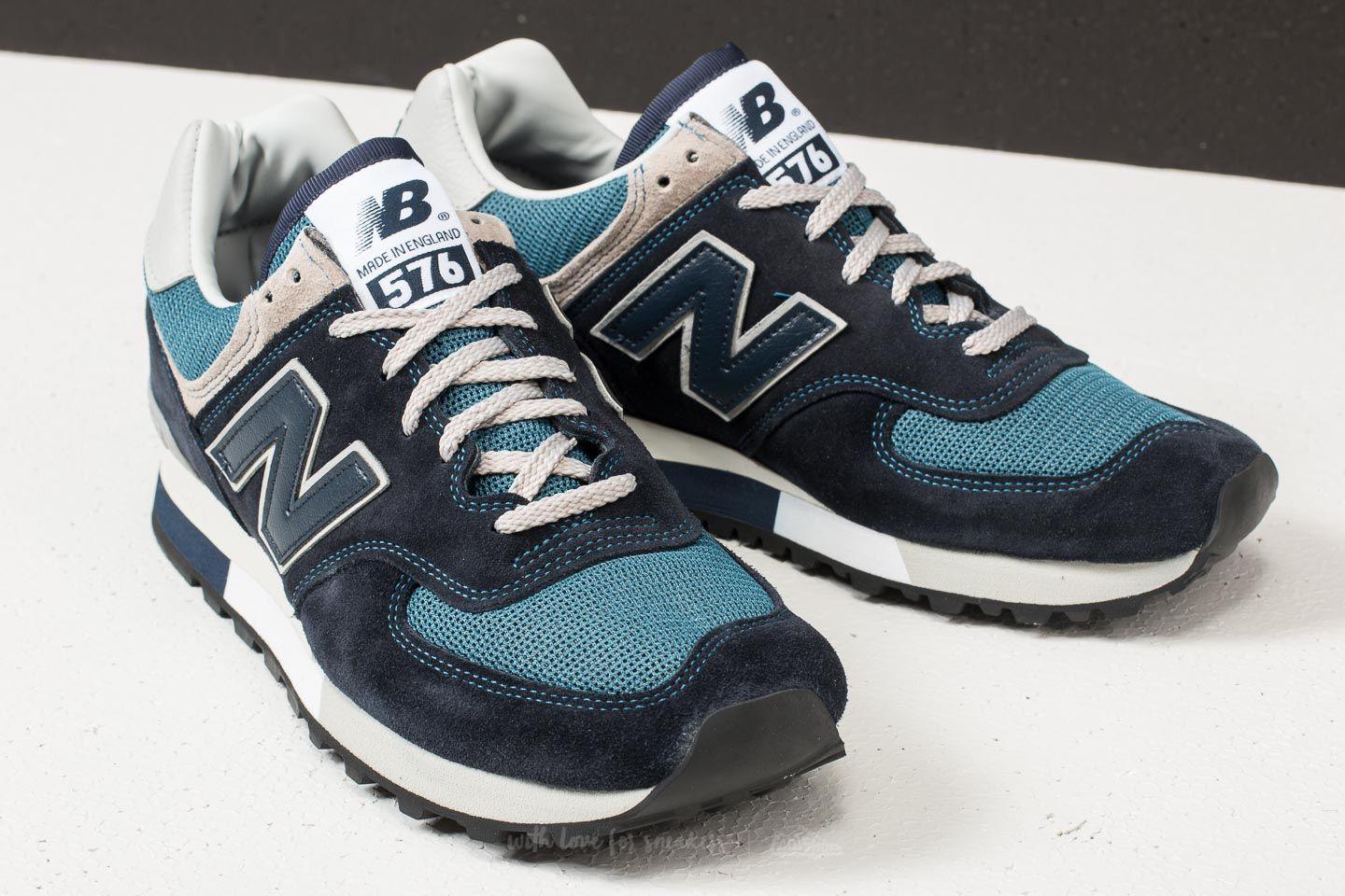 New Balance 576 Navy at a great price 124 € buy at Footshop