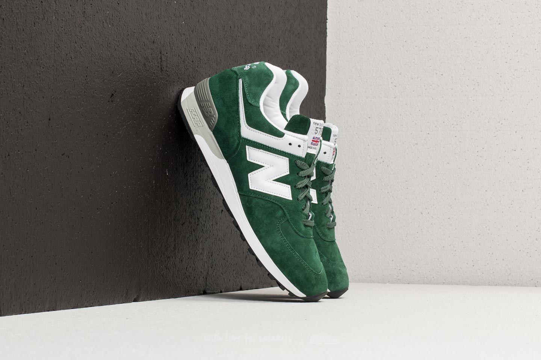 New Balance 576 Green | Footshop