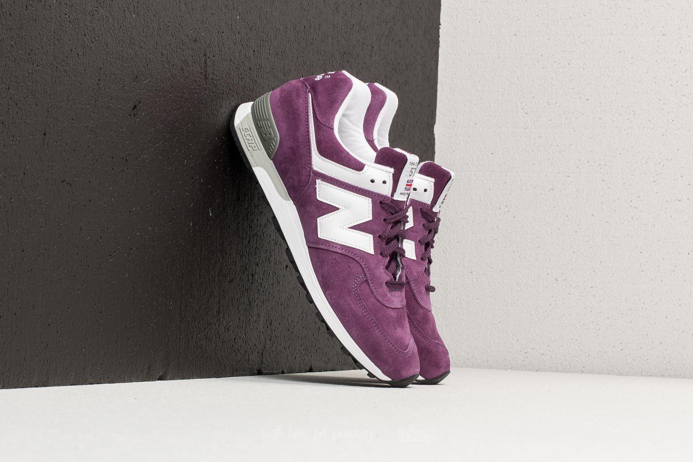 check out 5cc6b eca2f New Balance 576 Purple   Footshop