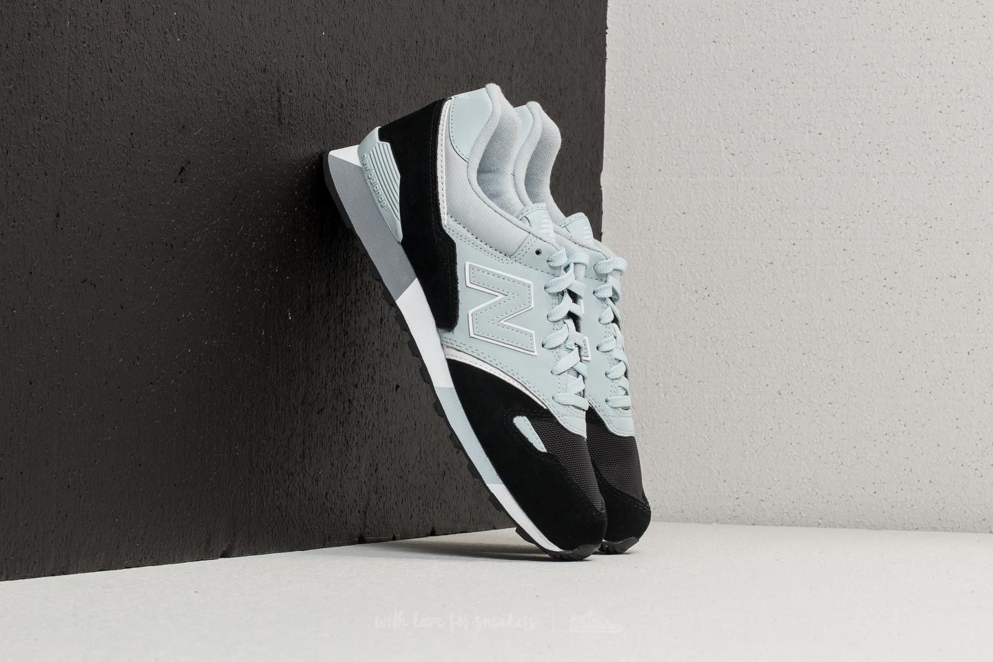 New Balance 446 Baby Blue  Black at a great price £57 buy at Footshop 8f7ccfbde1ff
