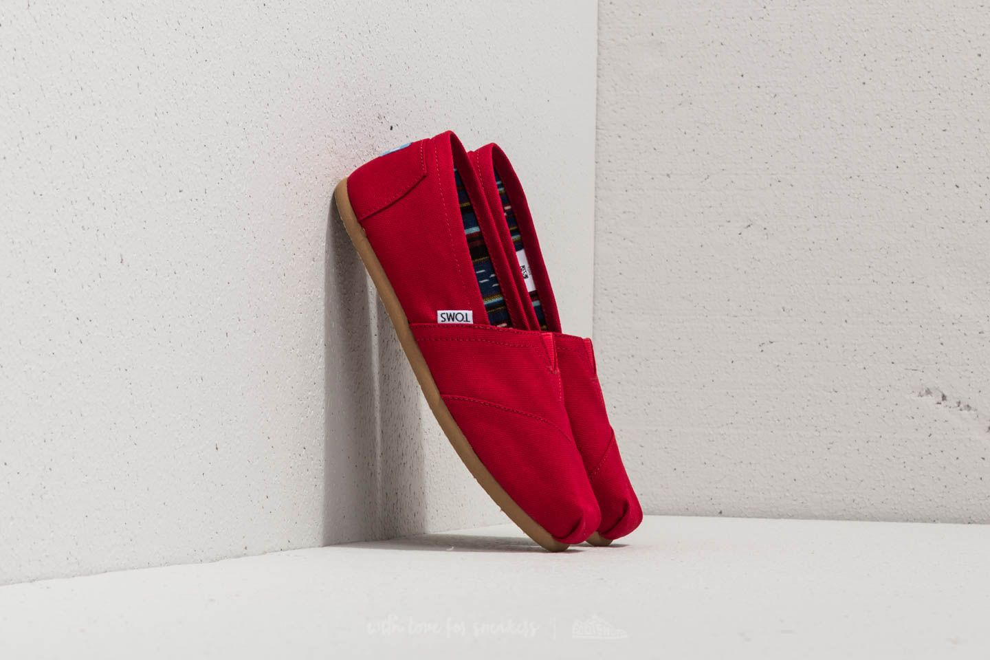 Toms Alpargata Red at a great price 51 € buy at Footshop