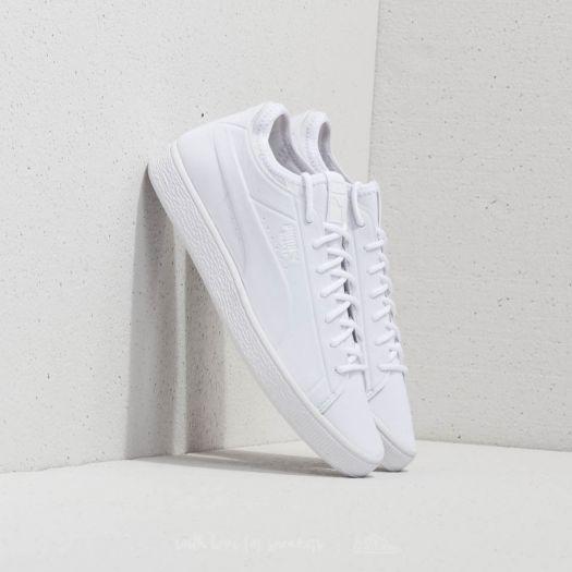 sports shoes b7ce0 a8770 Puma Basket Classic Sock Low
