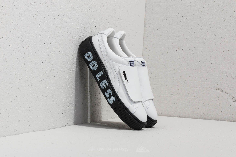 53f1f65b013803 Puma x Shantell Martin Platform Strap Puma White-Puma Black ...