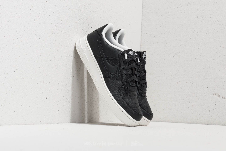 Nike Air Force 1 LV8 (GS) Black/ Black-Summit White