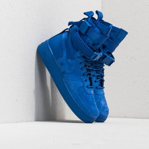 shoes Nike SF Air Force 1 Game Royal