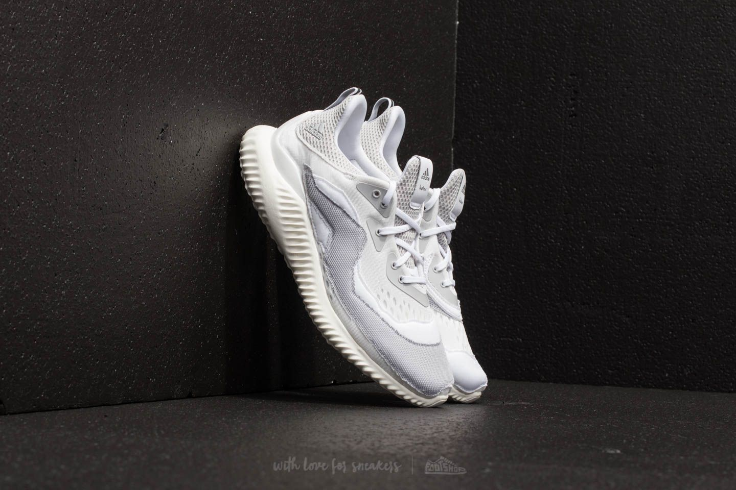 separation shoes d30e7 1b4df adidas Alphabounce (kolor) Grey One Light Solid Grey Off White W super
