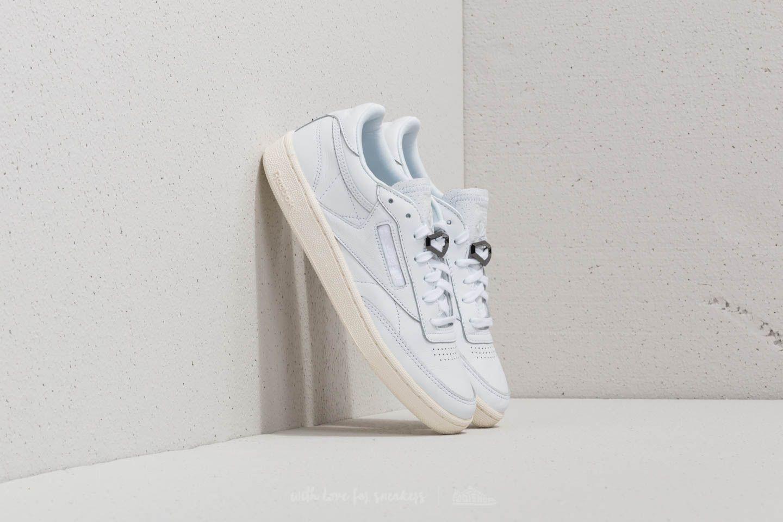 shoes Reebok Club C 85 Hardware White