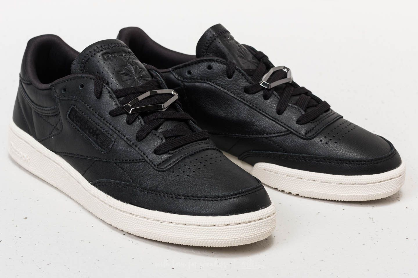 Reebok Club C 85 Hardware Black Chalk | Footshop