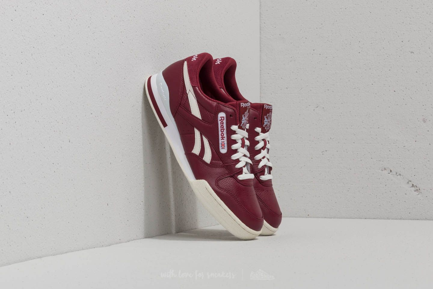 Reebok Phase 1 Pro DL Urban Maroon/ Cloud Grey