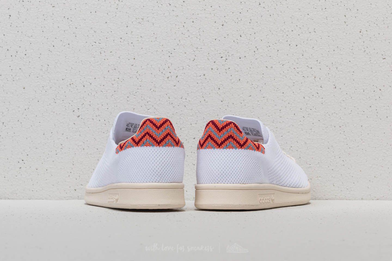 bb6beeec615e3 inexpensive adidas stan smith primeknit ftw white ftw white chalk white at  a great price 60b9e
