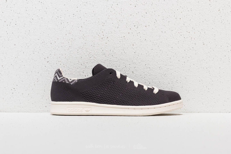 d9747ffad020 adidas Stan Smith Primeknit Carbon  Carbon  Chalk White at a great price £51