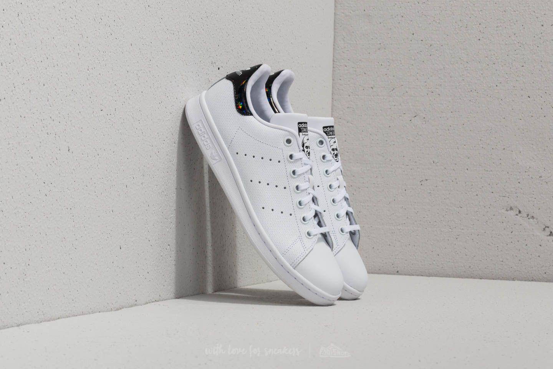 57c3a0ecea3 adidas Stan Smith J Ftw White  Ftw White  Core Black