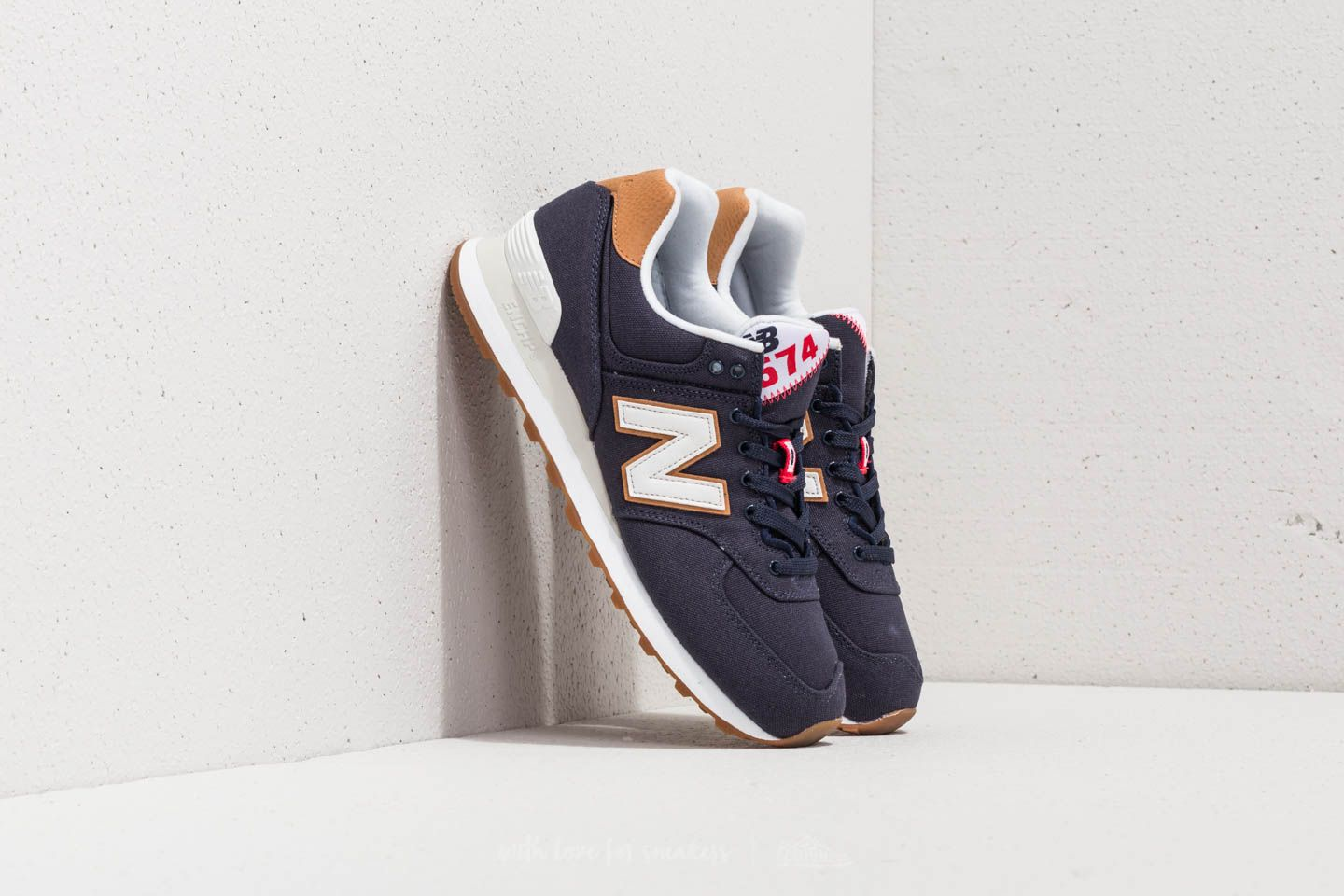 New Balance 574 Pigment/ Nimbus Cloud