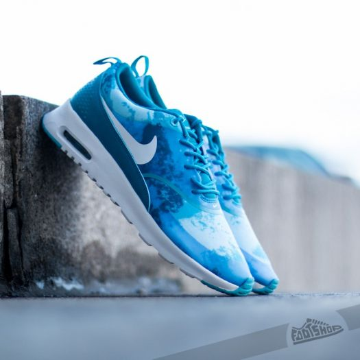 large discount best authentic discount Nike WMNS Air Max Thea Print Light Blue | Footshop