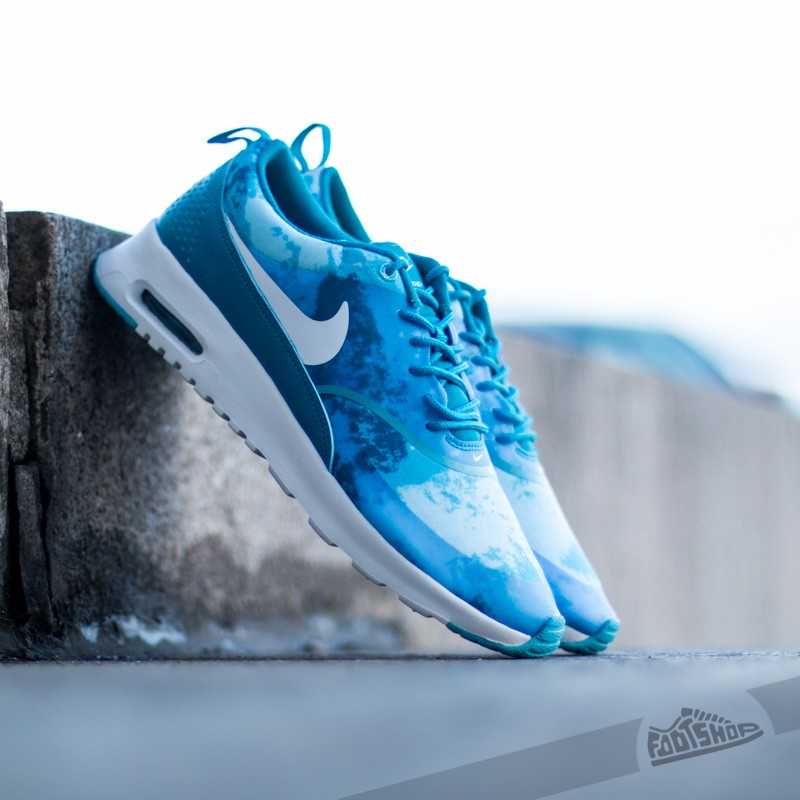 84910a1041ac Nike WMNS Air Max Thea Print Light Blue