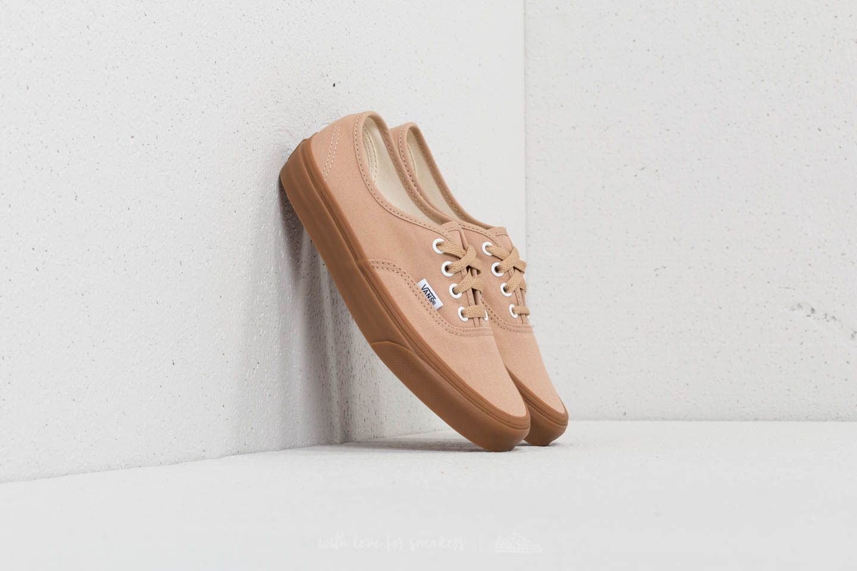 Men's shoes Vans Authentic Sesame/ Gum