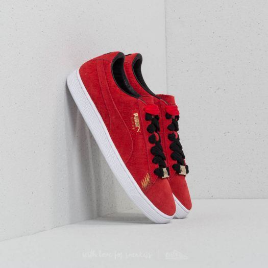 Sneakers Puma Suede Classic Berlin flame scarlet flame