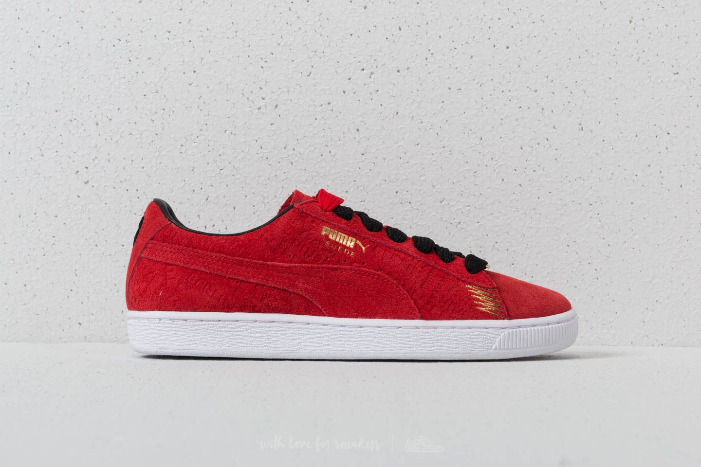 5cb1cd700541 Puma Suede Classic Berlin Flame Scarlet-Flame Scarlet at a great price 56 €  buy