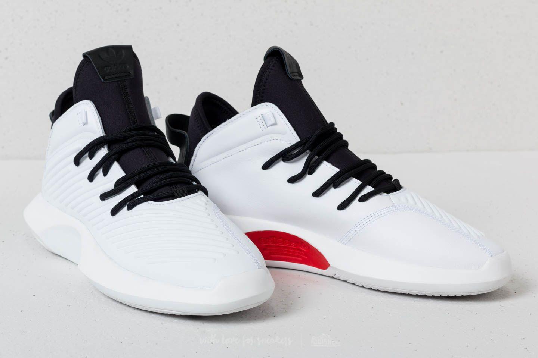 adidas crazy 1 adv red off 50% - www