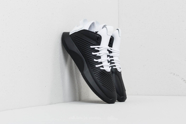 adidas crazy 1 adv black leather