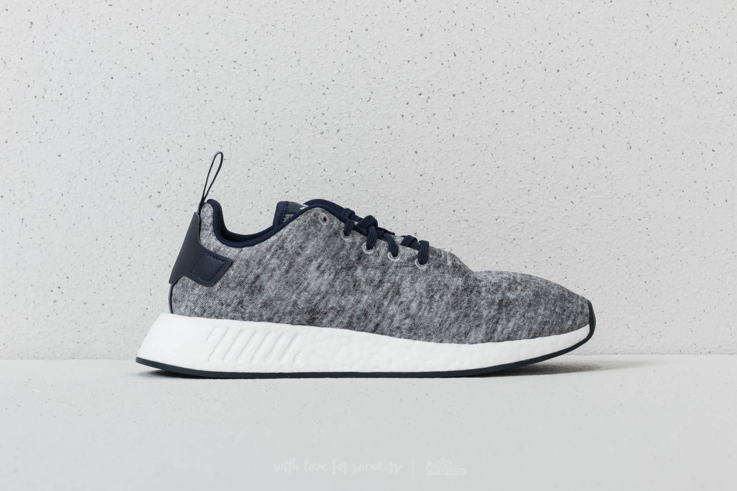 adidas NMD R2 UAS Core Heather  Metallic Silver  Ftw White at a great price e4a0900314cc