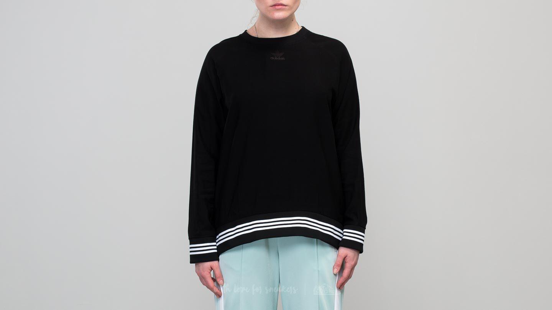 adidas Sweatshirt Black za skvělou cenu 1 170 Kč koupíte na Footshop.cz