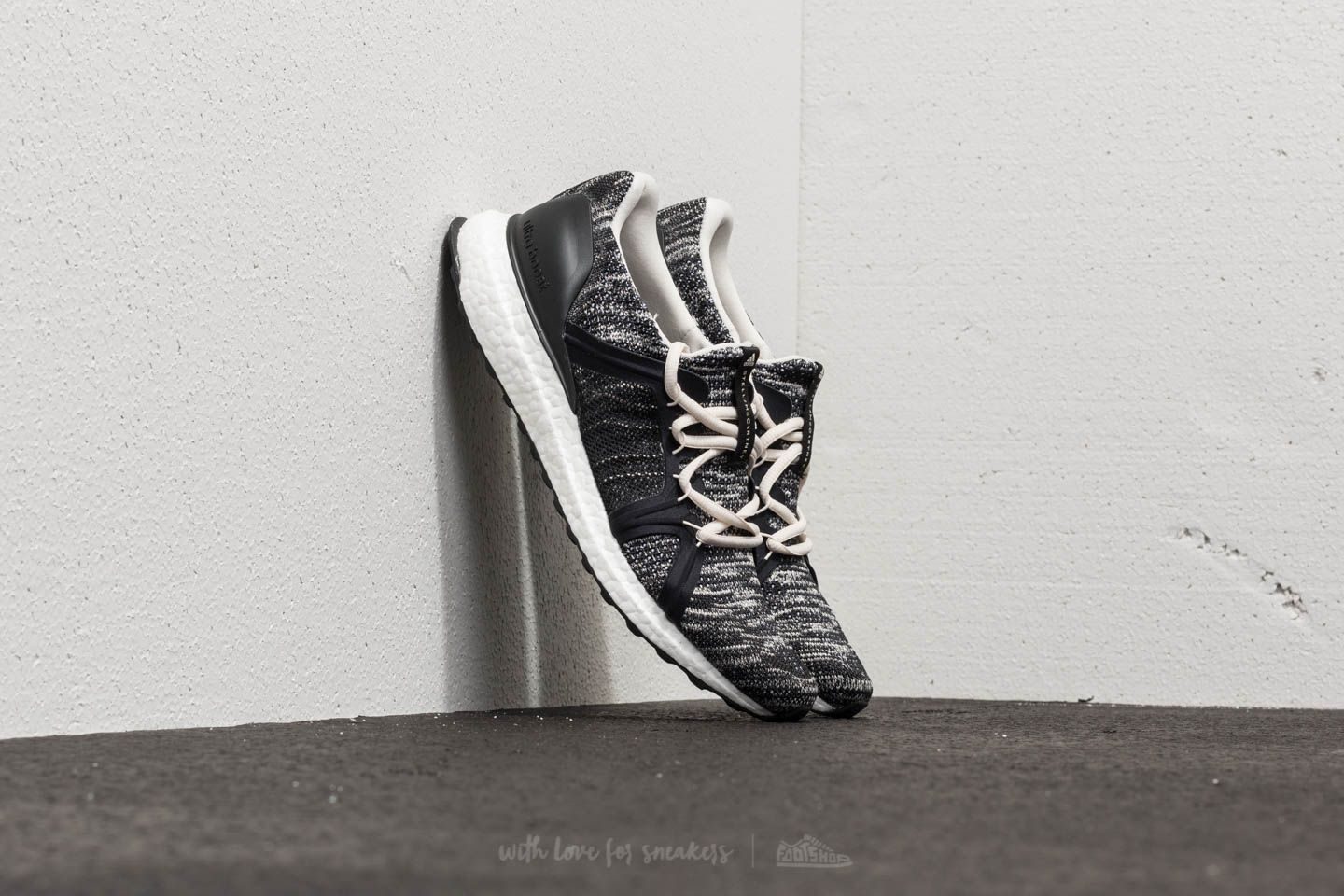 7a01bee86 adidas x Stella McCartney Ultraboost Parley Core Black  Core Black  Core  White at a